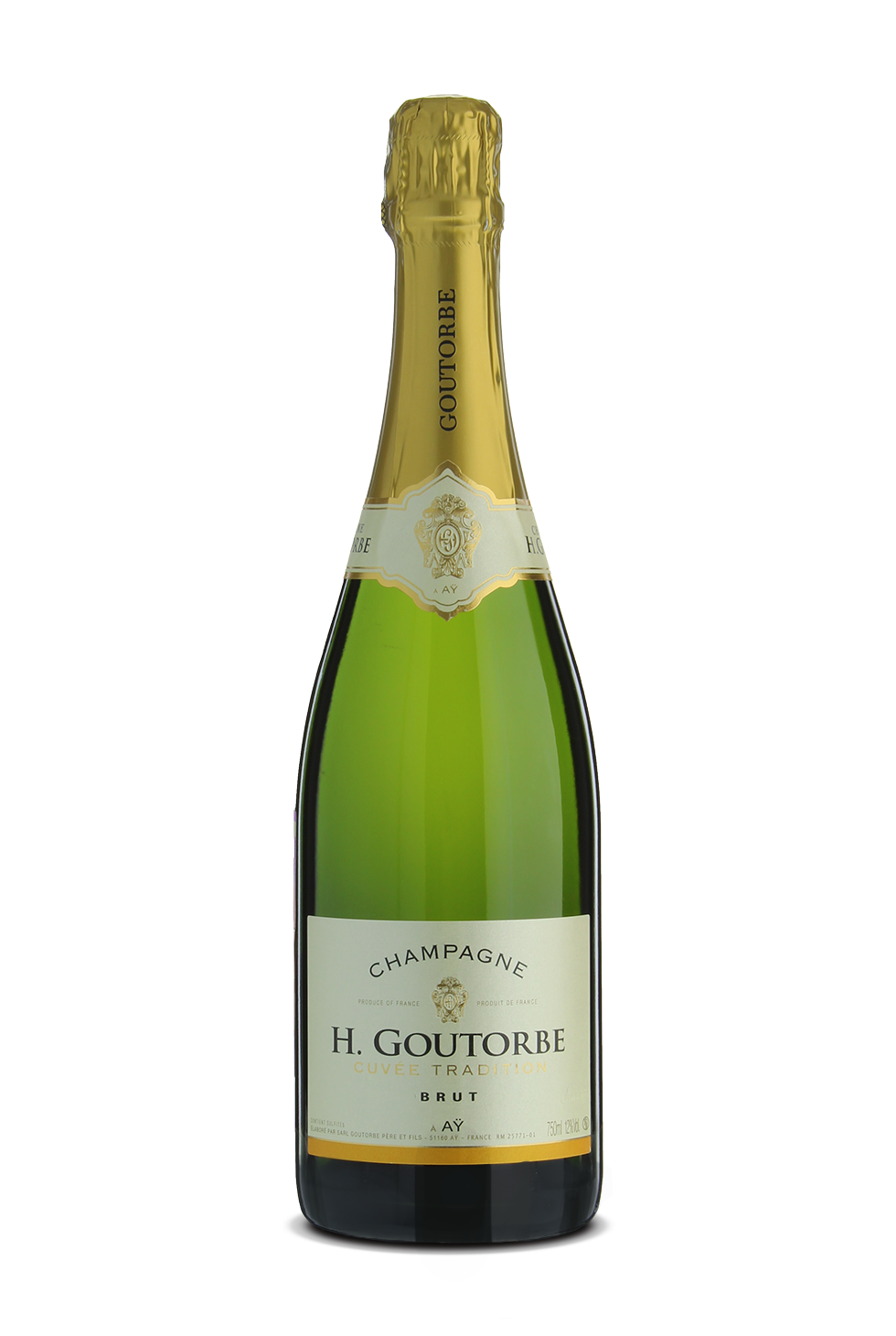 H. Goutorbe Cuvée Tradition Brut Champagne AOC