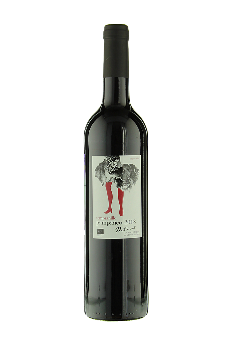 Esencia Rural Pampaneo Natural Tempranillo VdM