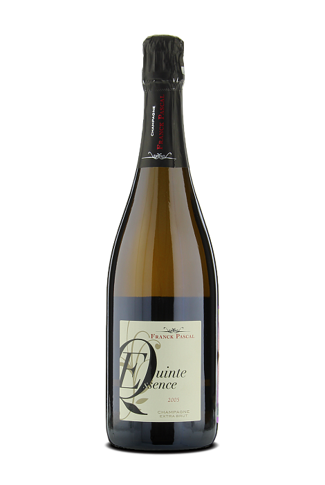Franck Pascal Quinte Essence Extra Brut Champagne AOC